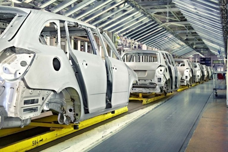 Next-Generation Automotive Manufacturing Materials and Processes